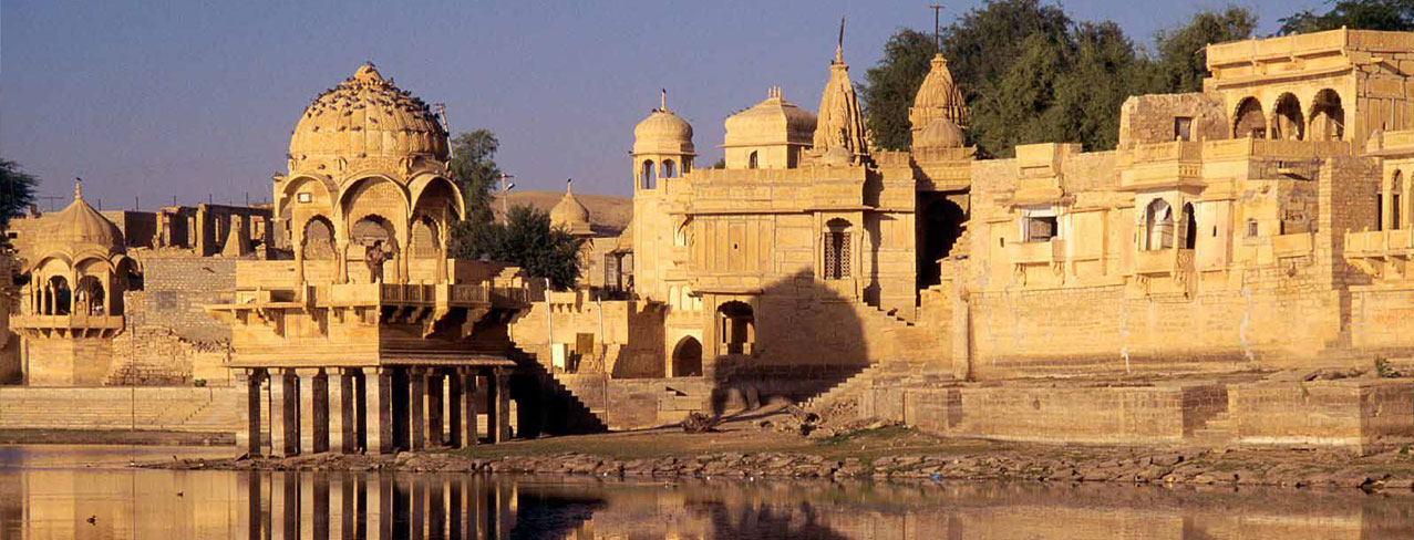 Jaisalmer Sightseeing Day Trip in India